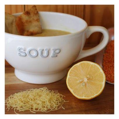 - Lentil Soup -