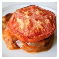 - Baked Vegan Eggplant -