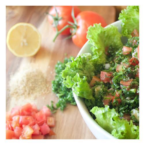 - Tabbouleh Salad -