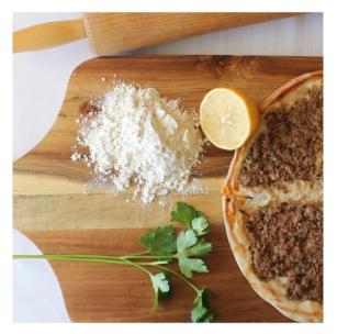 - Lebanese Meat Pie -