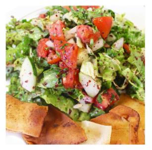 - Fattoush Salad -